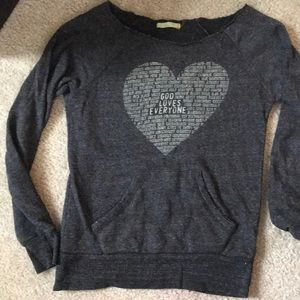 God Loves Everyone Sweater
